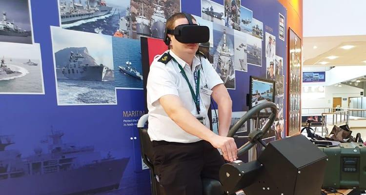 3-DoF RHIB Simulator