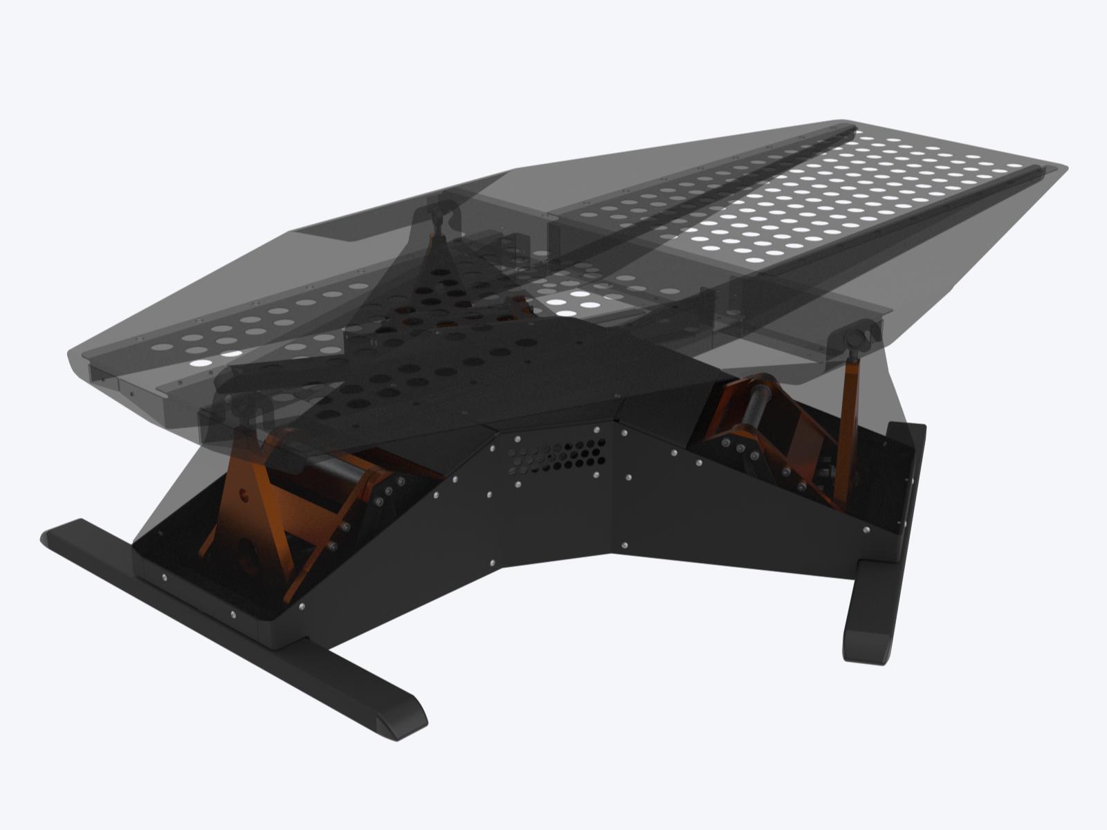 3-DoF Motion Platform