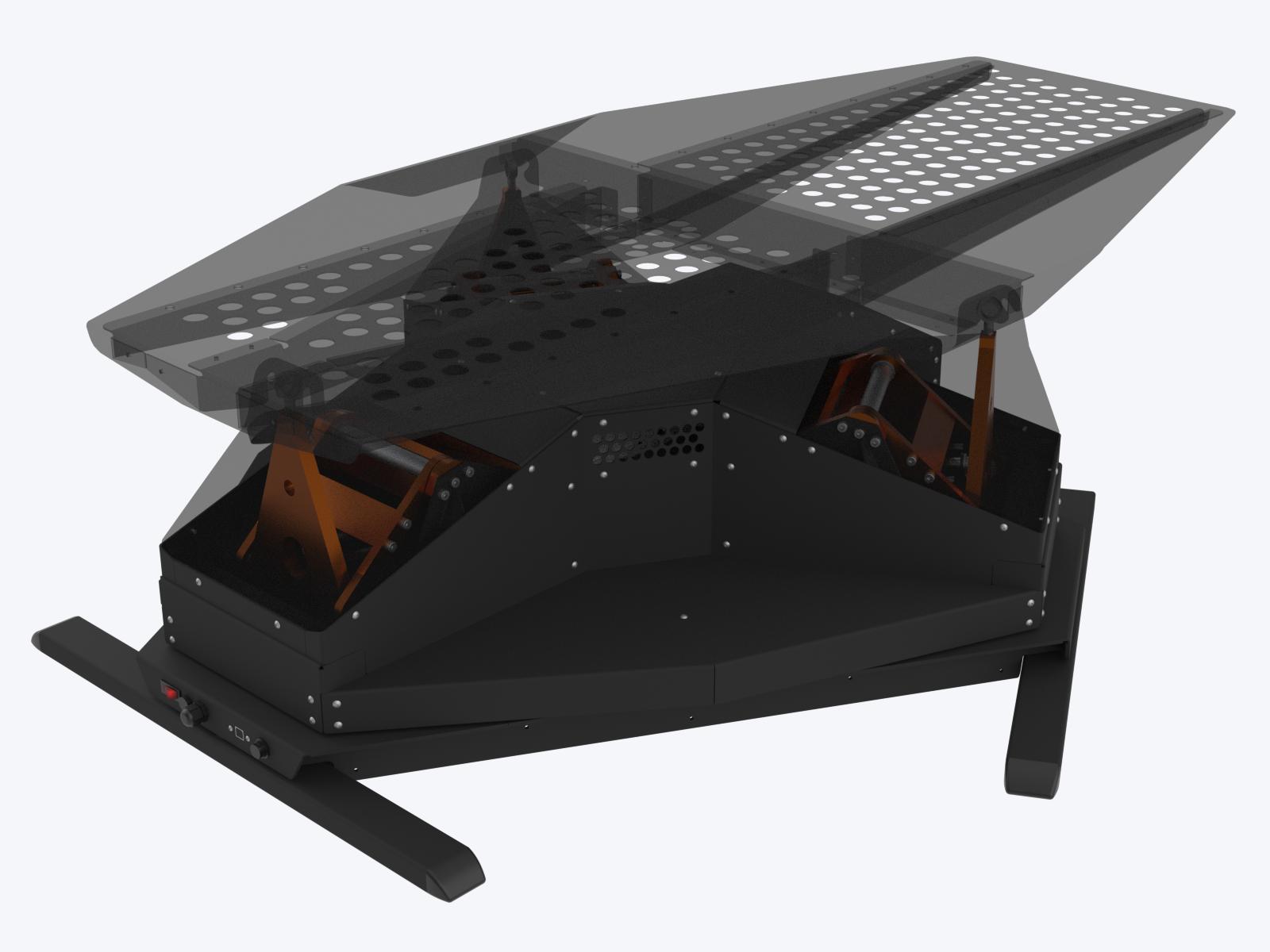 4-DoF Motion Platform