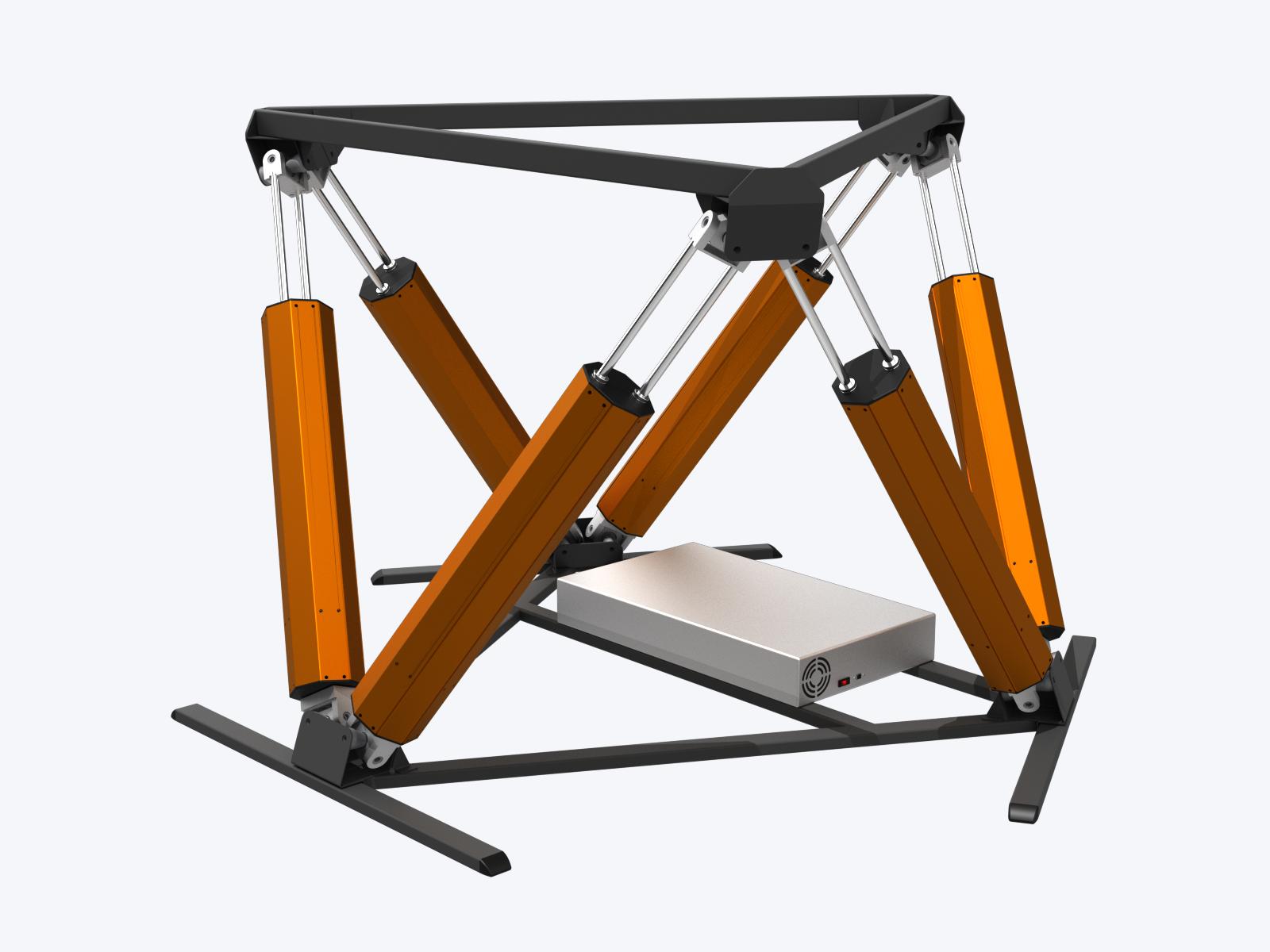 6-DoF Motion Platform
