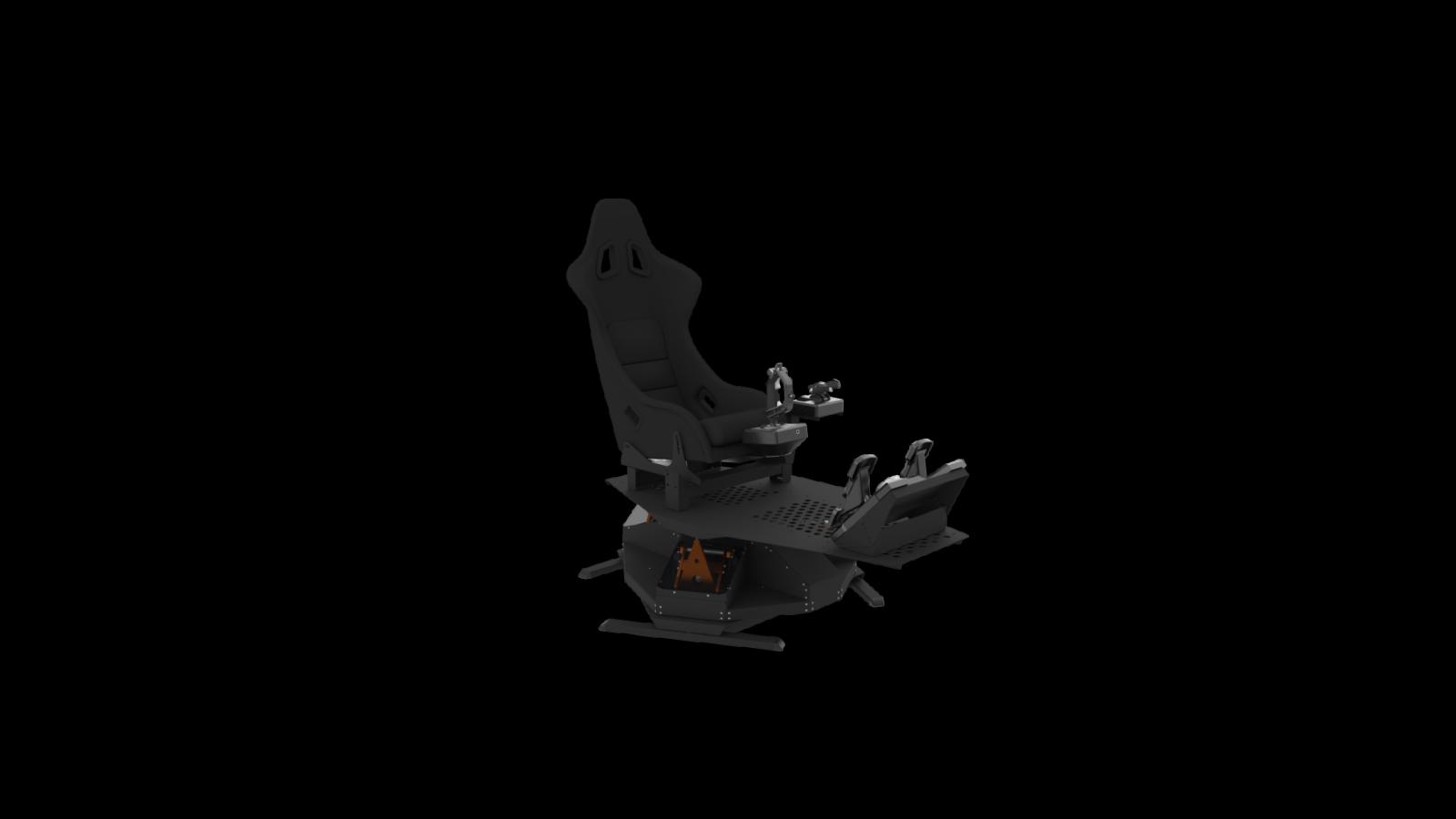 4-DoF Flight Simulator
