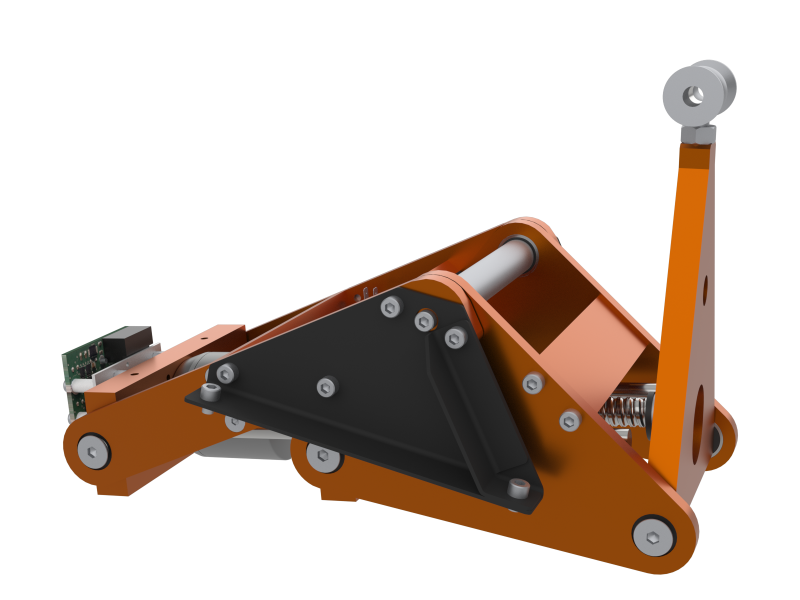 Crank Actuator