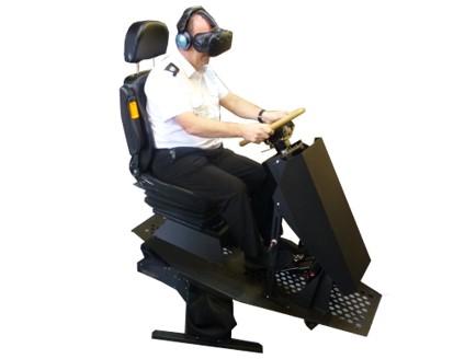 3-DoF Truck Simulator