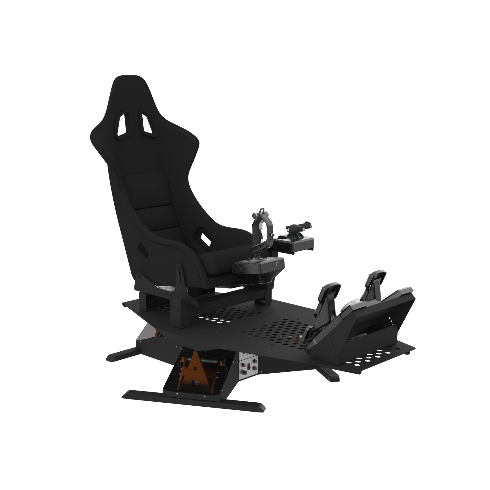 3-DoF Flight Simulator